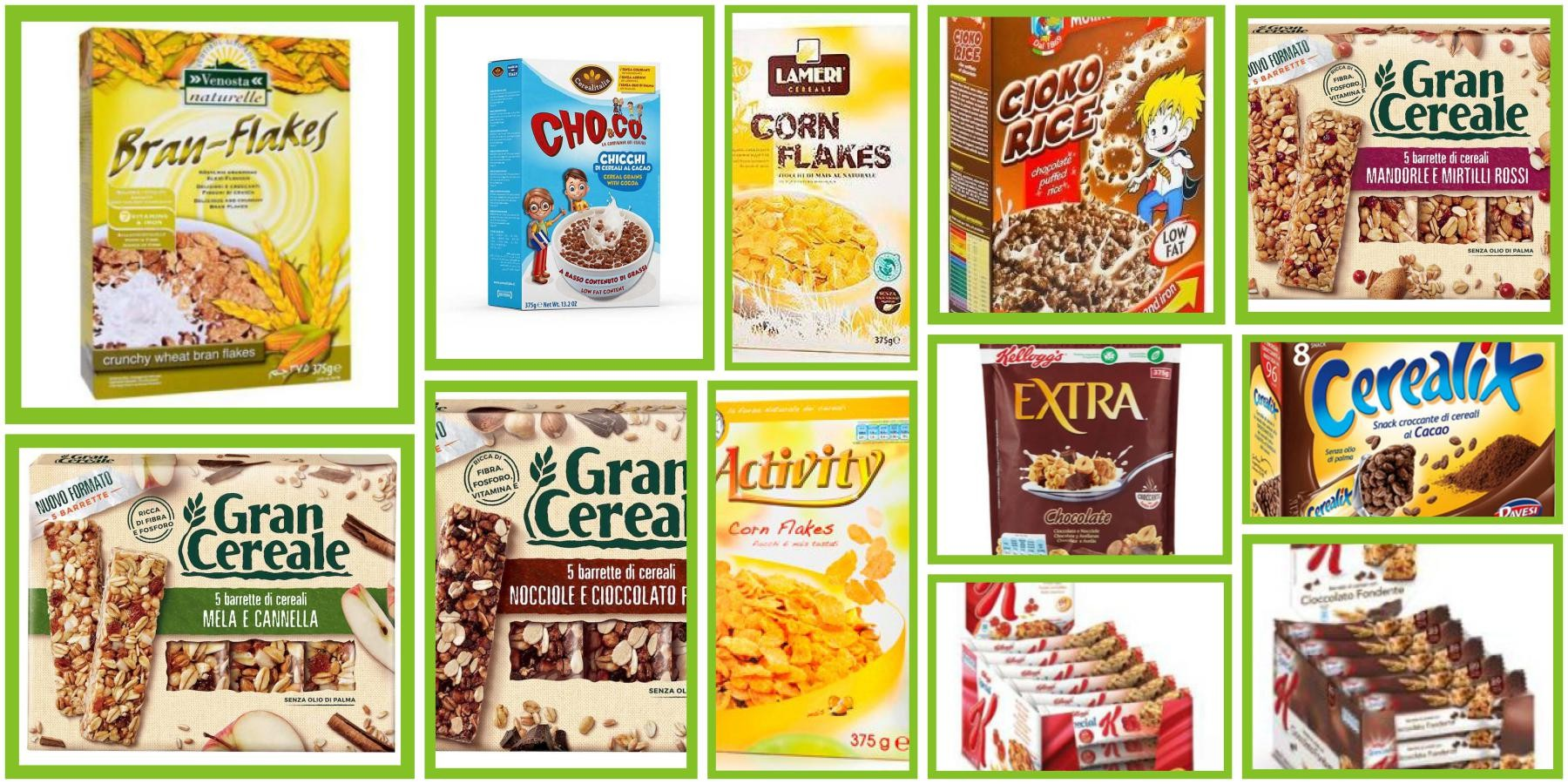 Our Cereals