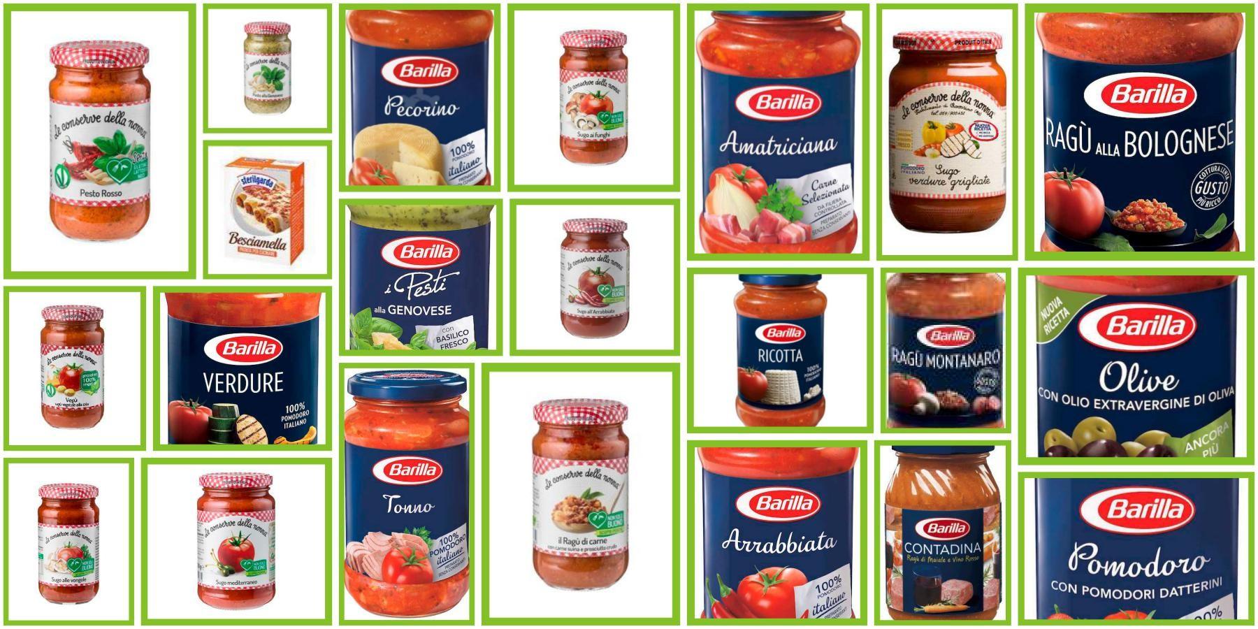 Specialty Ready Italian Pasta Sauce